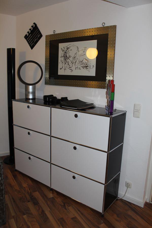 usm haller m belfolierung newskins. Black Bedroom Furniture Sets. Home Design Ideas