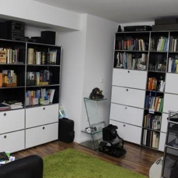 USM Haller Möbelfolierung Büro nacher