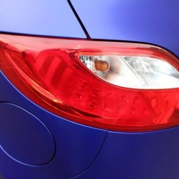 Fahrzeug Folierung Mazda 2 Heckleuchte links